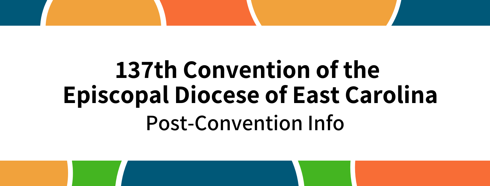 137Th Convention Of The Diocese Of East Carolina | Episcopal With Regard To East Carolina University Holiday Calendar