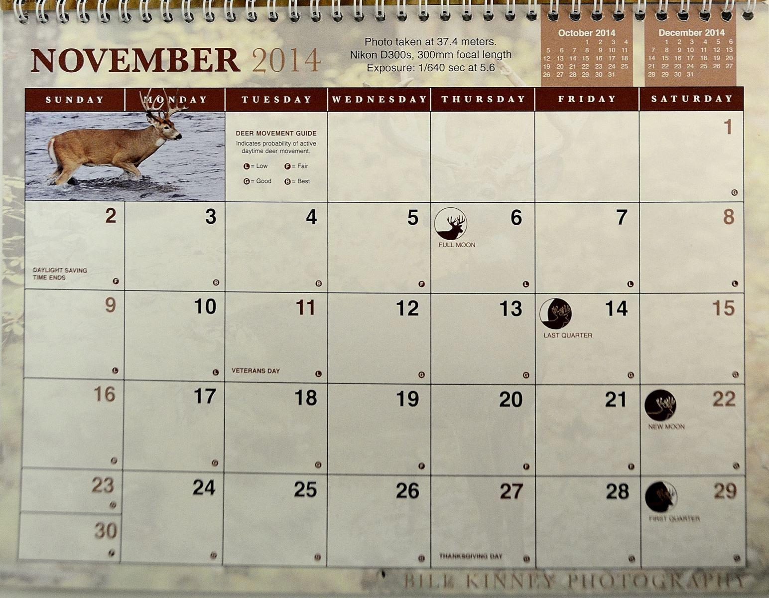 2014 Rut Predictions   Hunting Calendar, Today Calendar, Deer Regarding Deer & Deer Hunting Whitetail Lunar Calendar