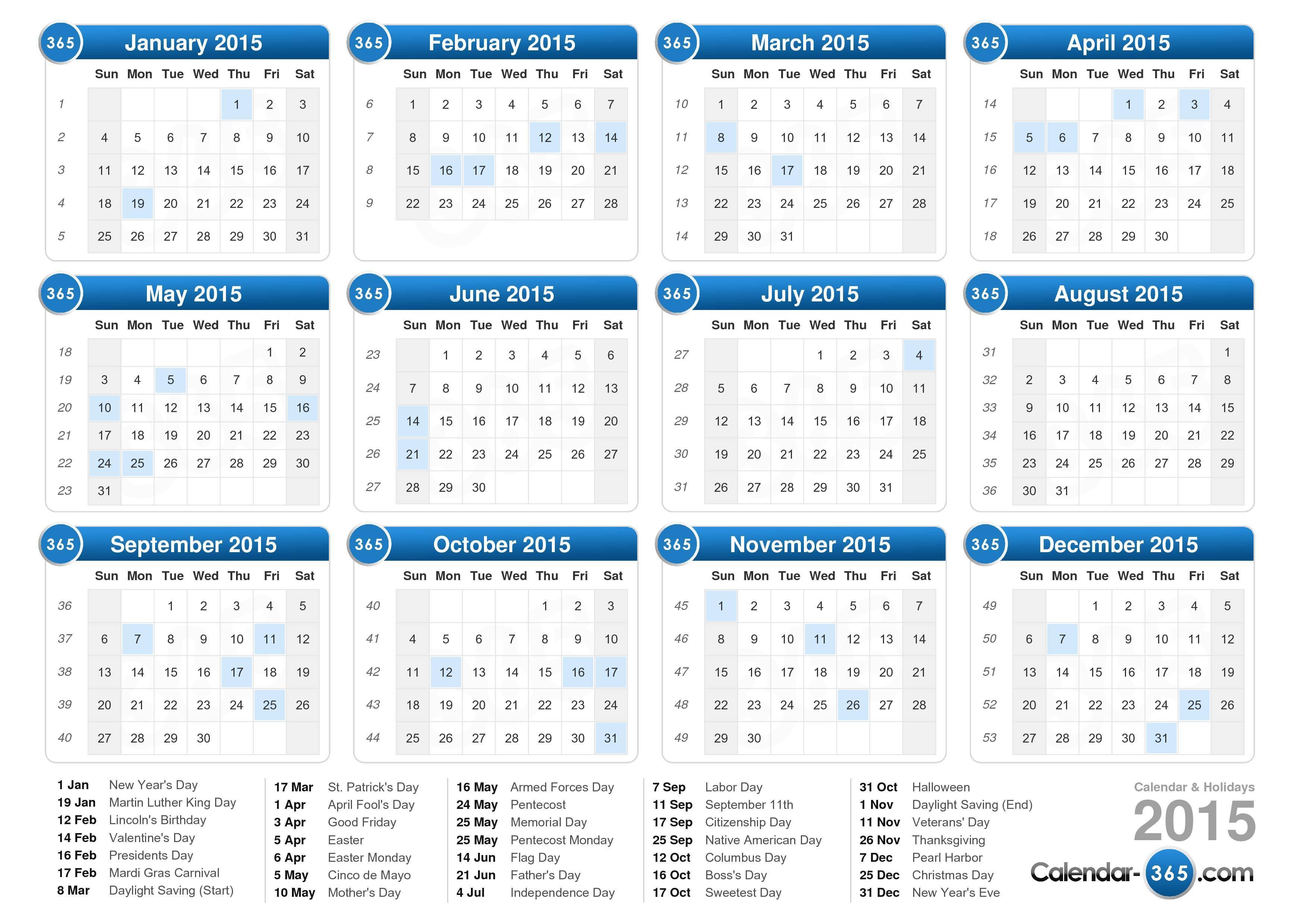 2015 Calendar With Regard To 2015 Pay Period Calendar Federal