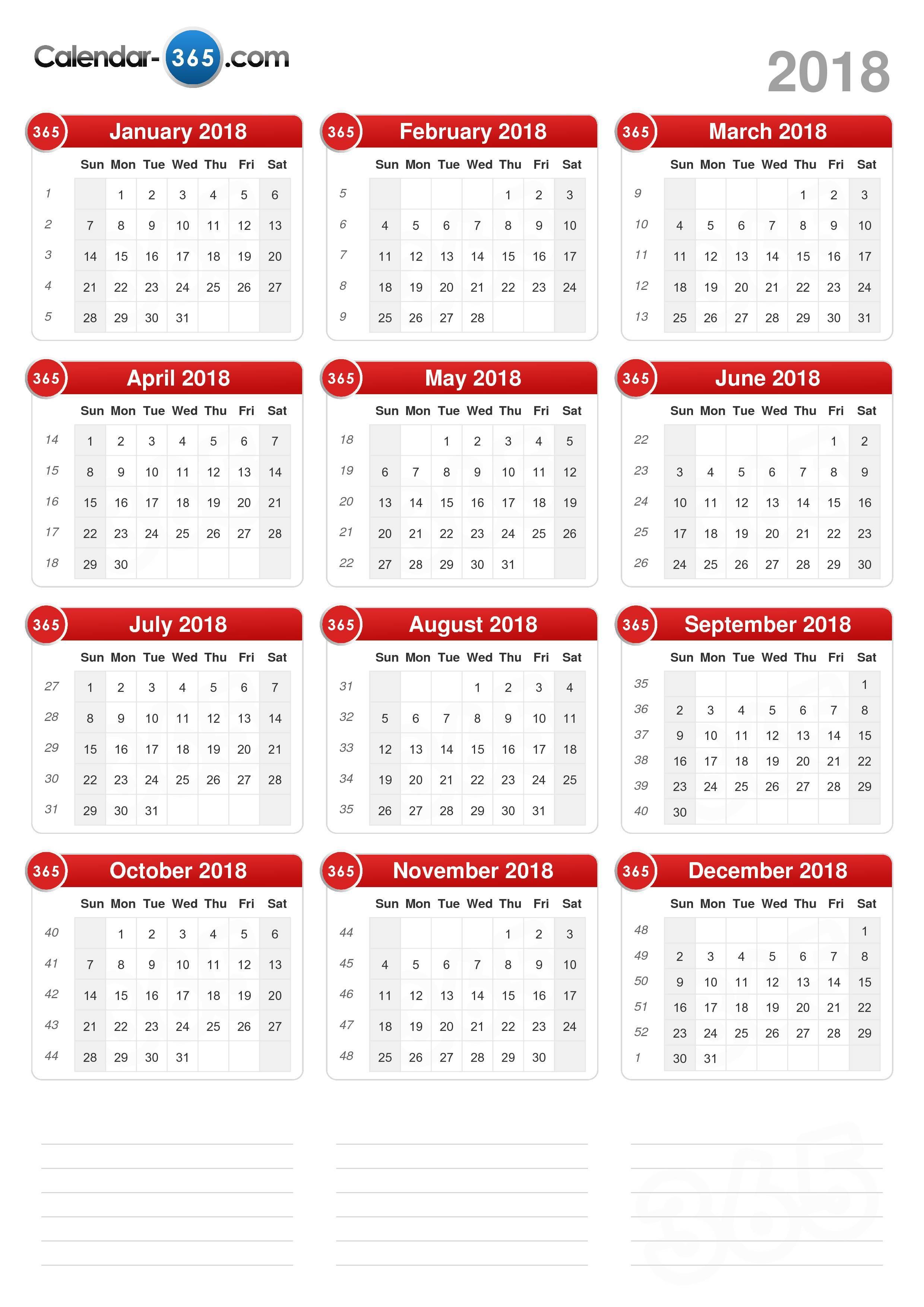 2018 Calendar For Show Me My Calendar For Tomorrow