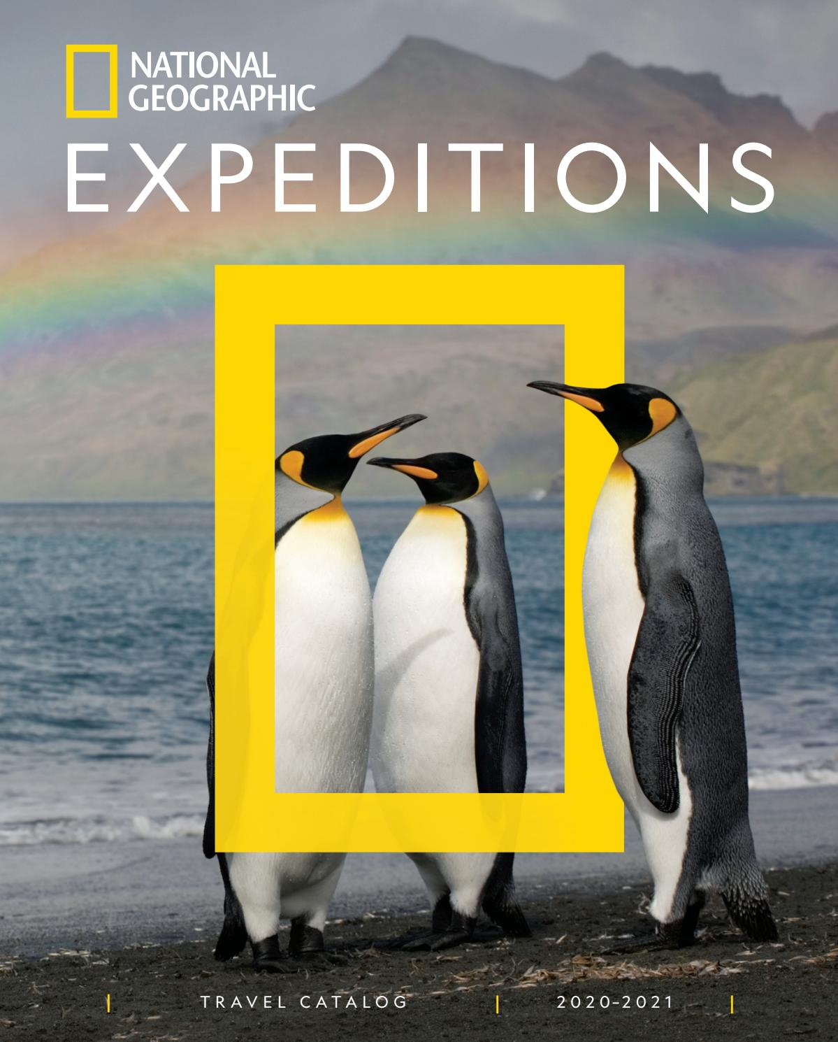 2020 2021 National Geographic Expeditions Catalog For Georgia State University 2021 2021 Calendar