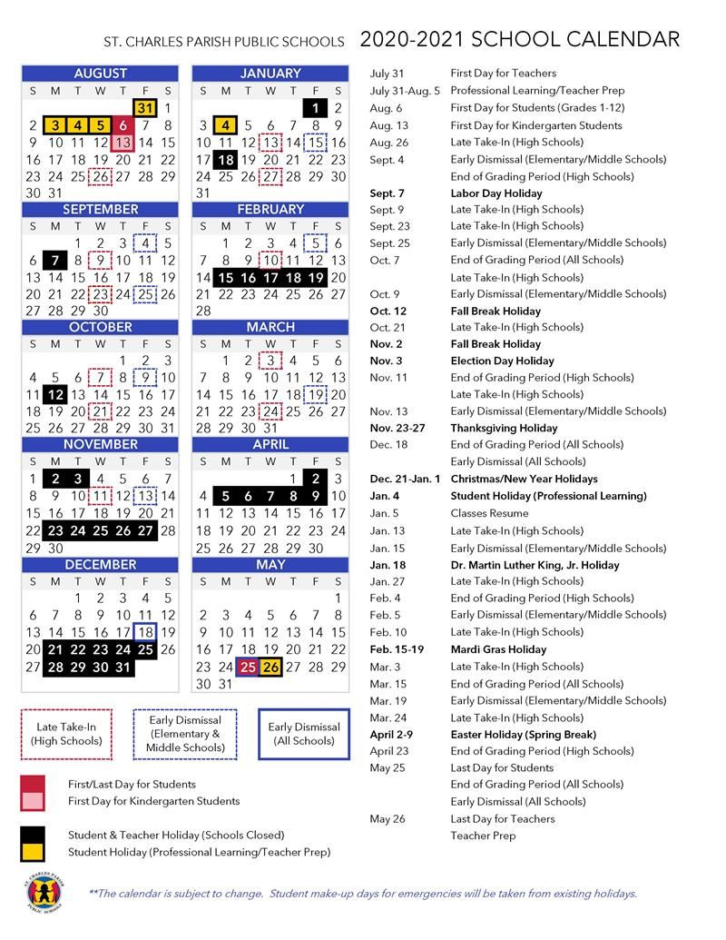 2020 2021 School Calendar Approved Pertaining To Norco School District Calendar