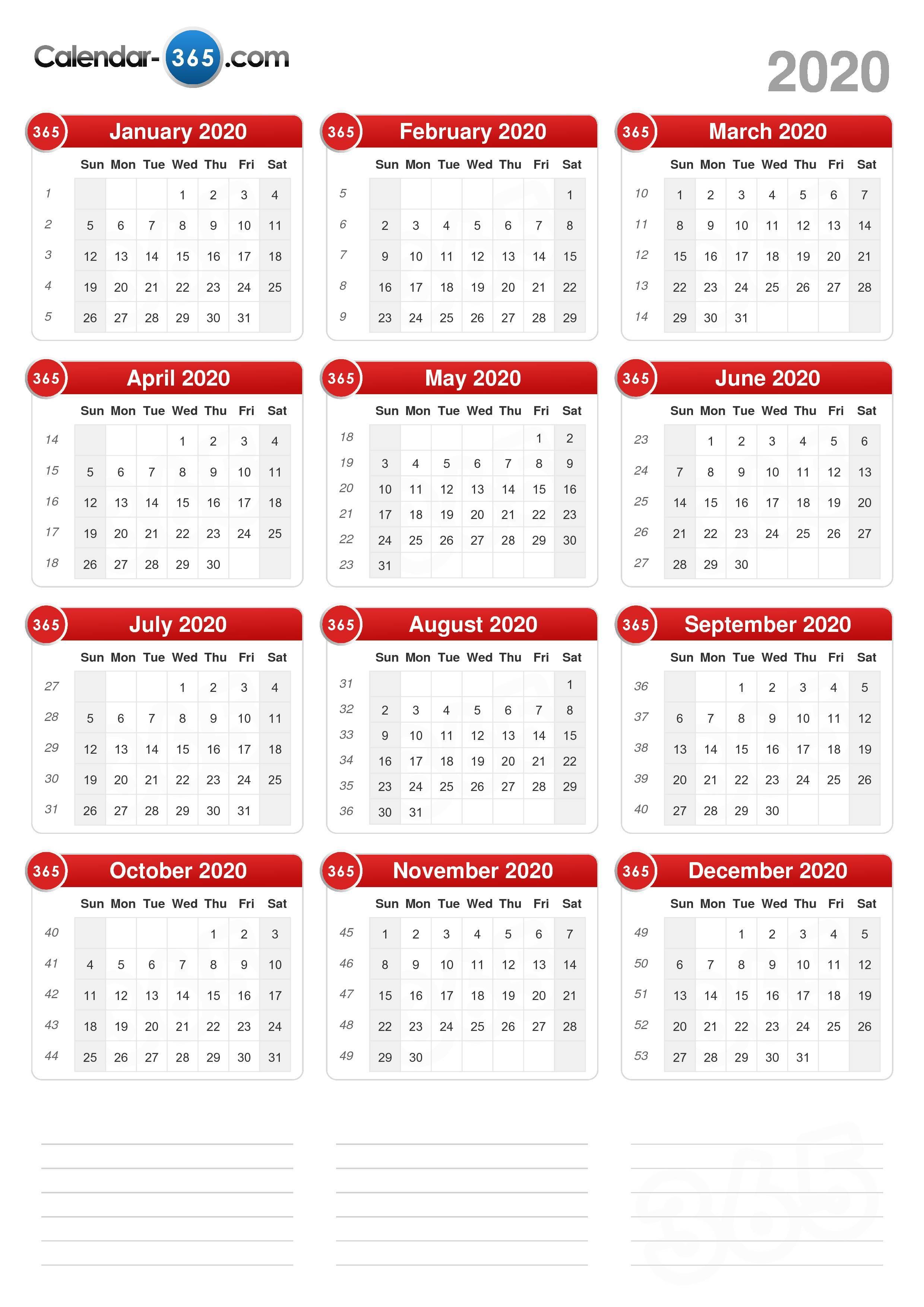 2020 Calendar Pertaining To Show Me My Calendar For Tomorrow
