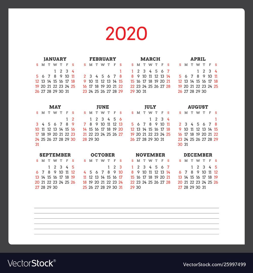 2020 Calendar With Retail Weeks – Samyysandra With Regard To 2020 National Retail Federation 4 5 4 Printable Calendar