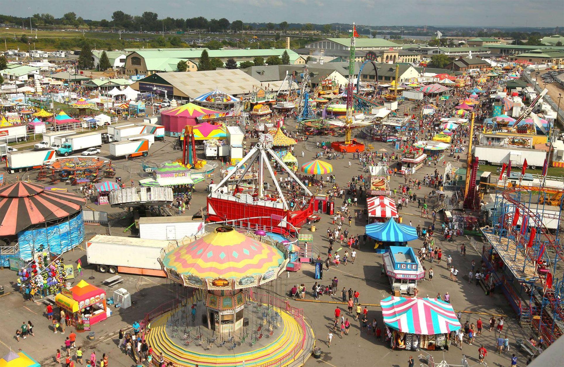 2020 State Fairs Info Directory With Calendar South Florida Fair