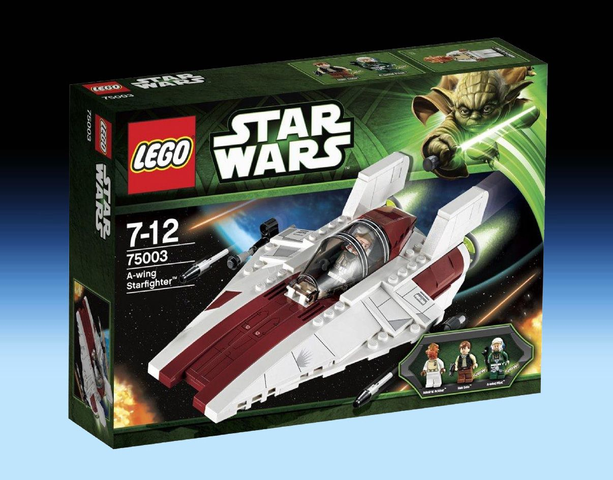 75003 A Wing Starfighter (2013) - 177 Pieces, 3 Mini Figures Inside Lego Advent Calendar 2013 Cheat Codes