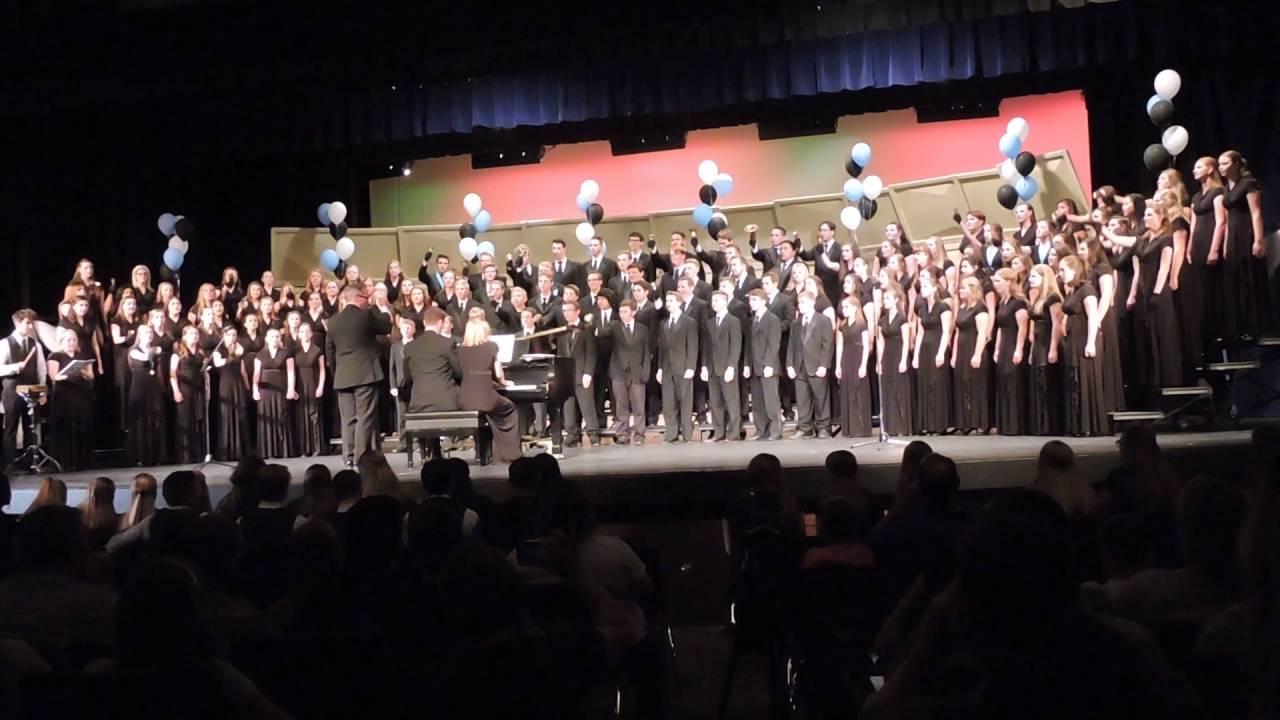 A Bronze Triptych – West Jordan High School Concert Choir Pertaining To West Jordan High School Events