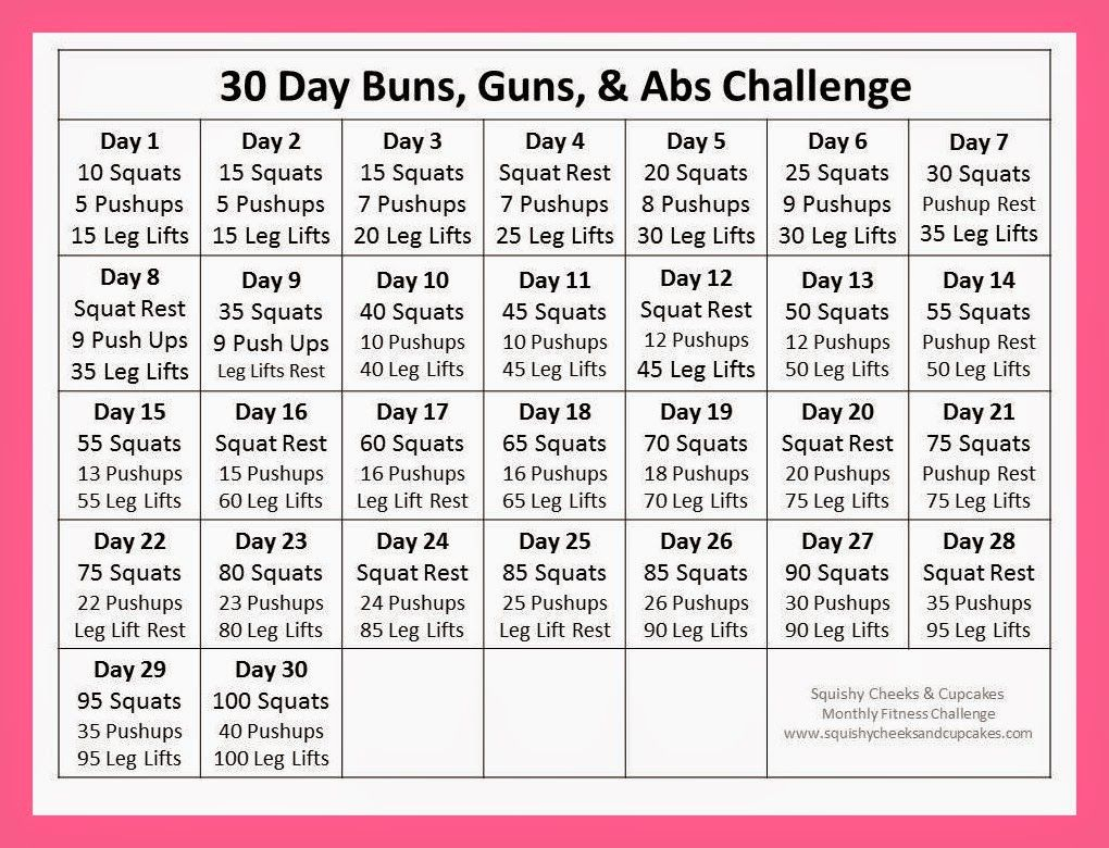 Ab Challenge Calendar Printable New Calendar Template Site Pertaining To Slim And 6 Workout Plan Calender Edit