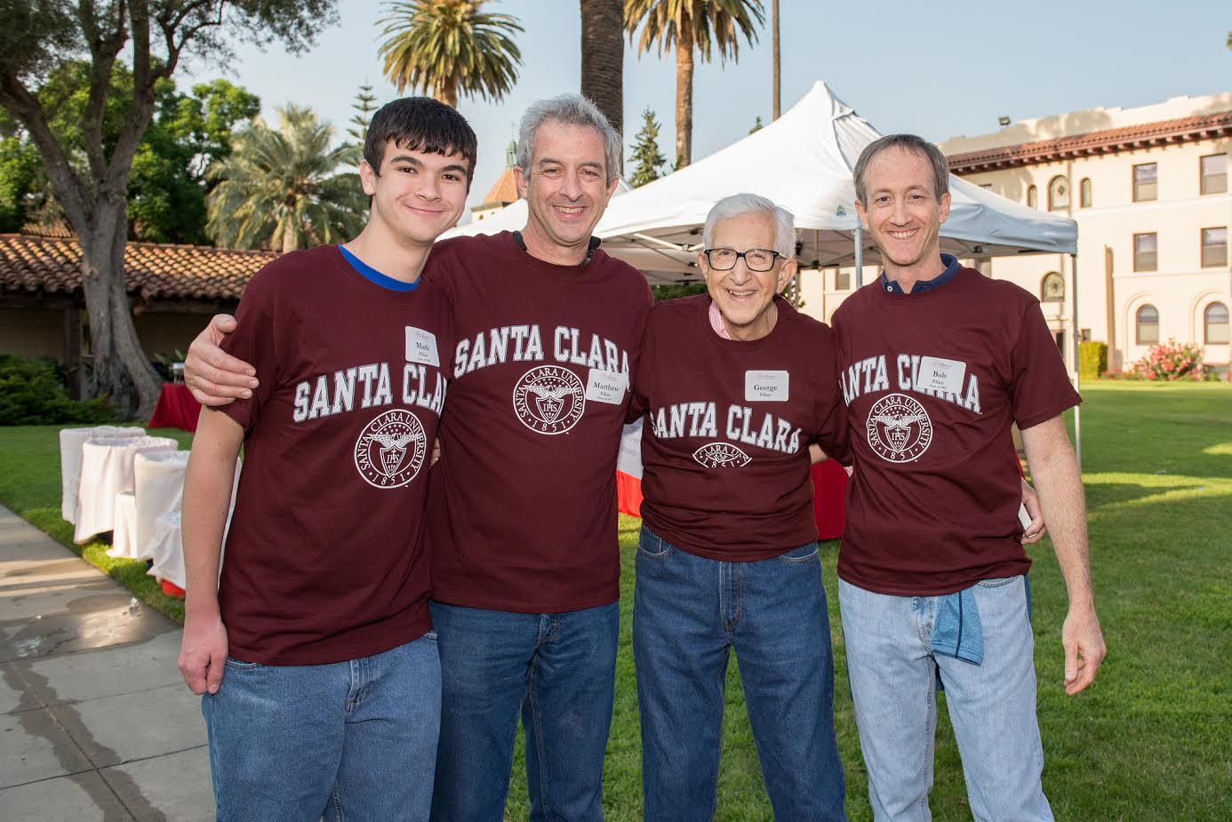 About - Alumni - Santa Clara University Throughout Santa Clara University Spring Break