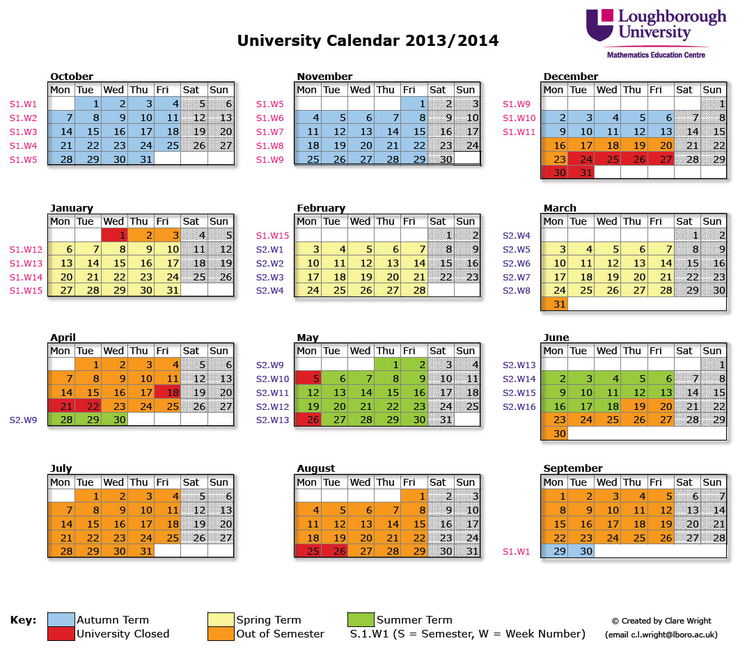 Academic Calendar Wright State | Calendar Holi Date For Iowa State University Spring Semester Printable Calendar