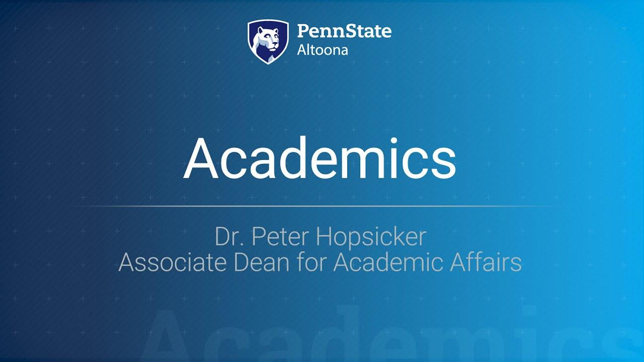 Academics At Penn State Altoona   Penn State Altoona Regarding Penn State Altoona School Calendar