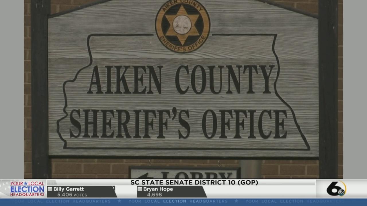 Aiken County Sheriff Michael Hunt Wins Reelection | Wjbf In Aiken County Scholl Calenda