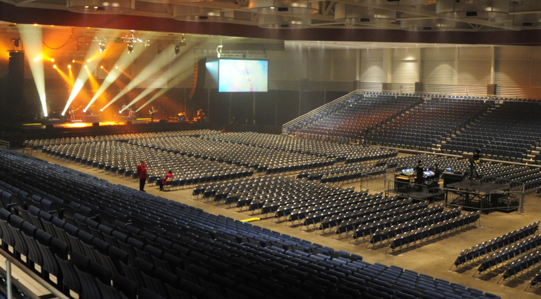 Allen County War Memorial Coliseum - Expo Center regarding Ft. Wayne Memorial Coliseum Event Calander