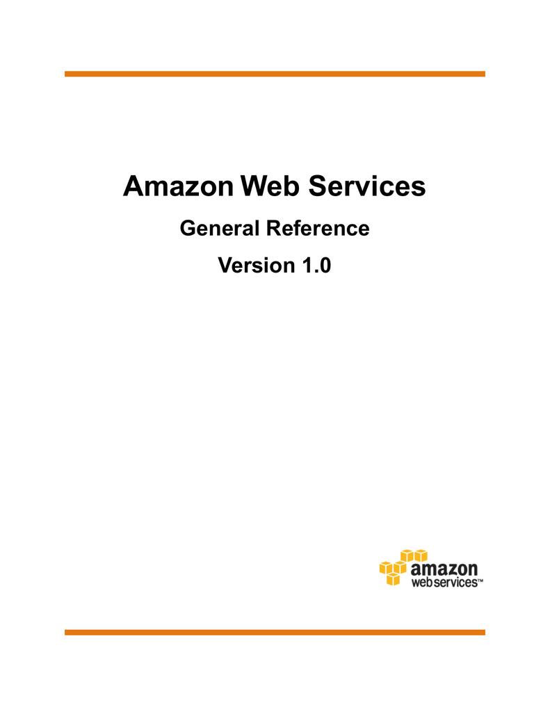 Amazon Web Services General Reference Version 1.0 | Manualzz Throughout Uri Spring Break Dateshttps://events.uri.edu/calendar
