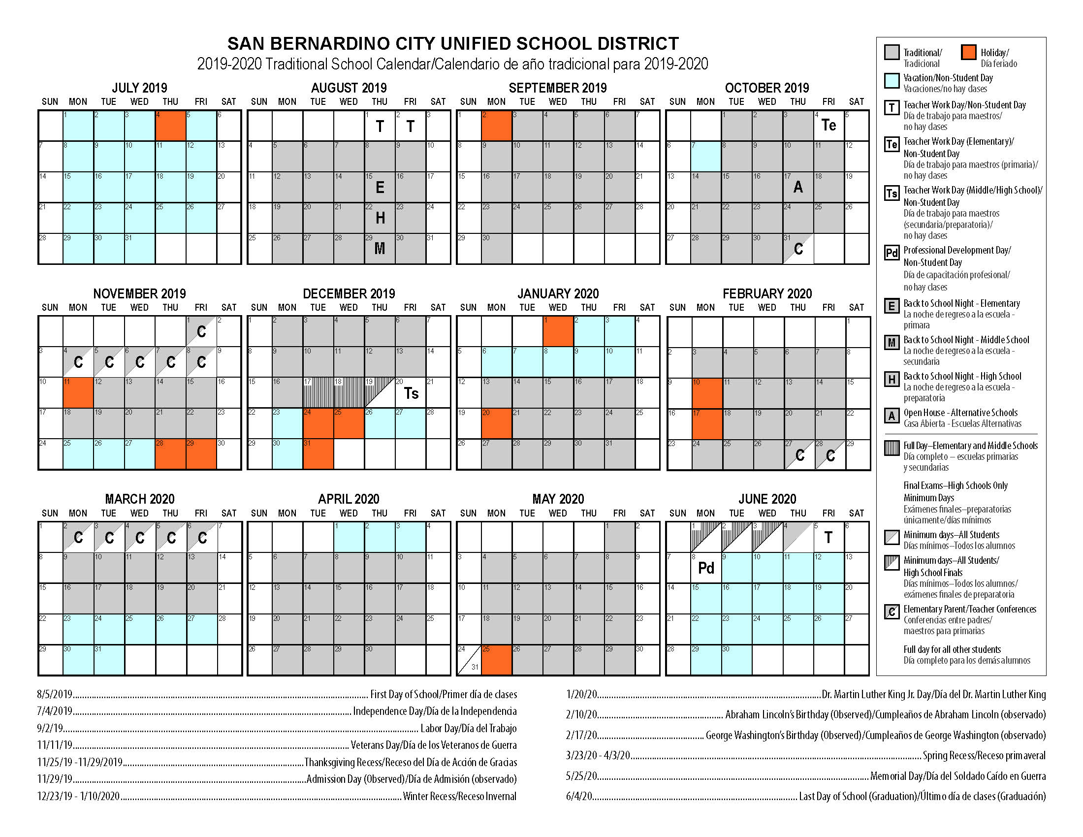 Archived News – Pacific High School Throughout Court Calender Of San Bernardino Ca