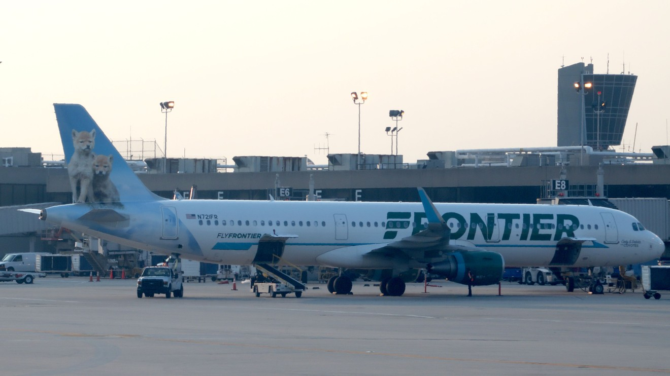 As Coronavirus Spreads, Frontier Airlines Passengers Cry In Frontier Airlines Monthly Calendar