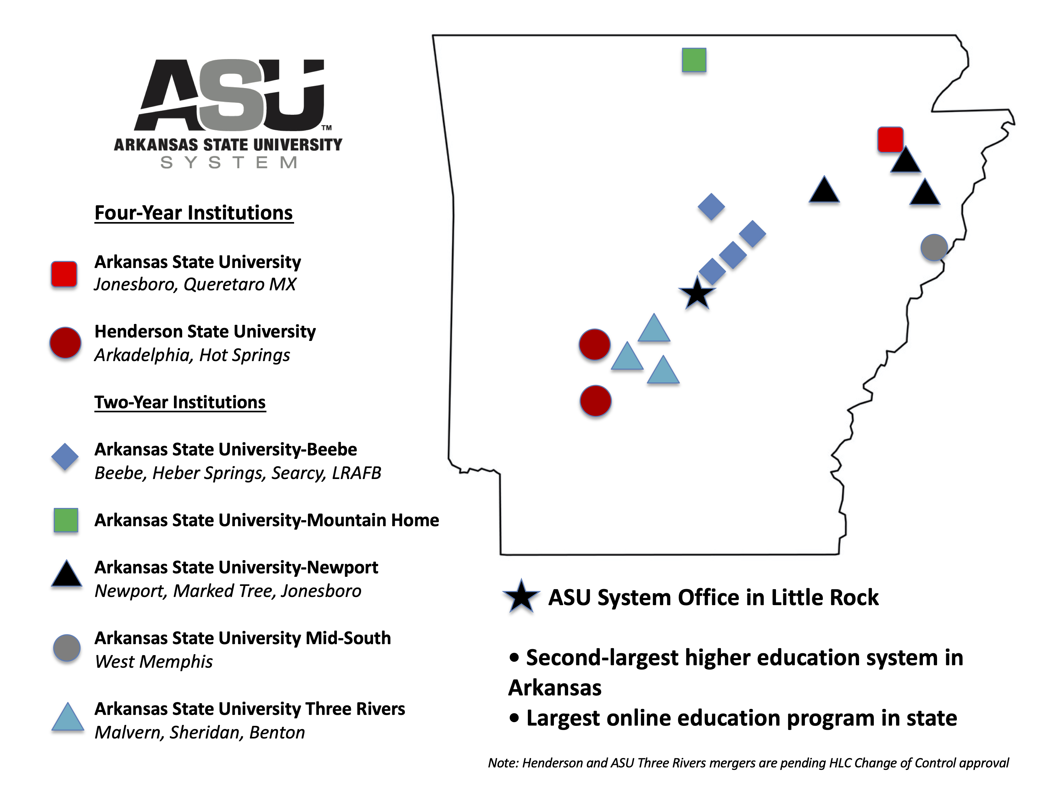 Asu System Overview Intended For Arkansas State University Holiday Schedule