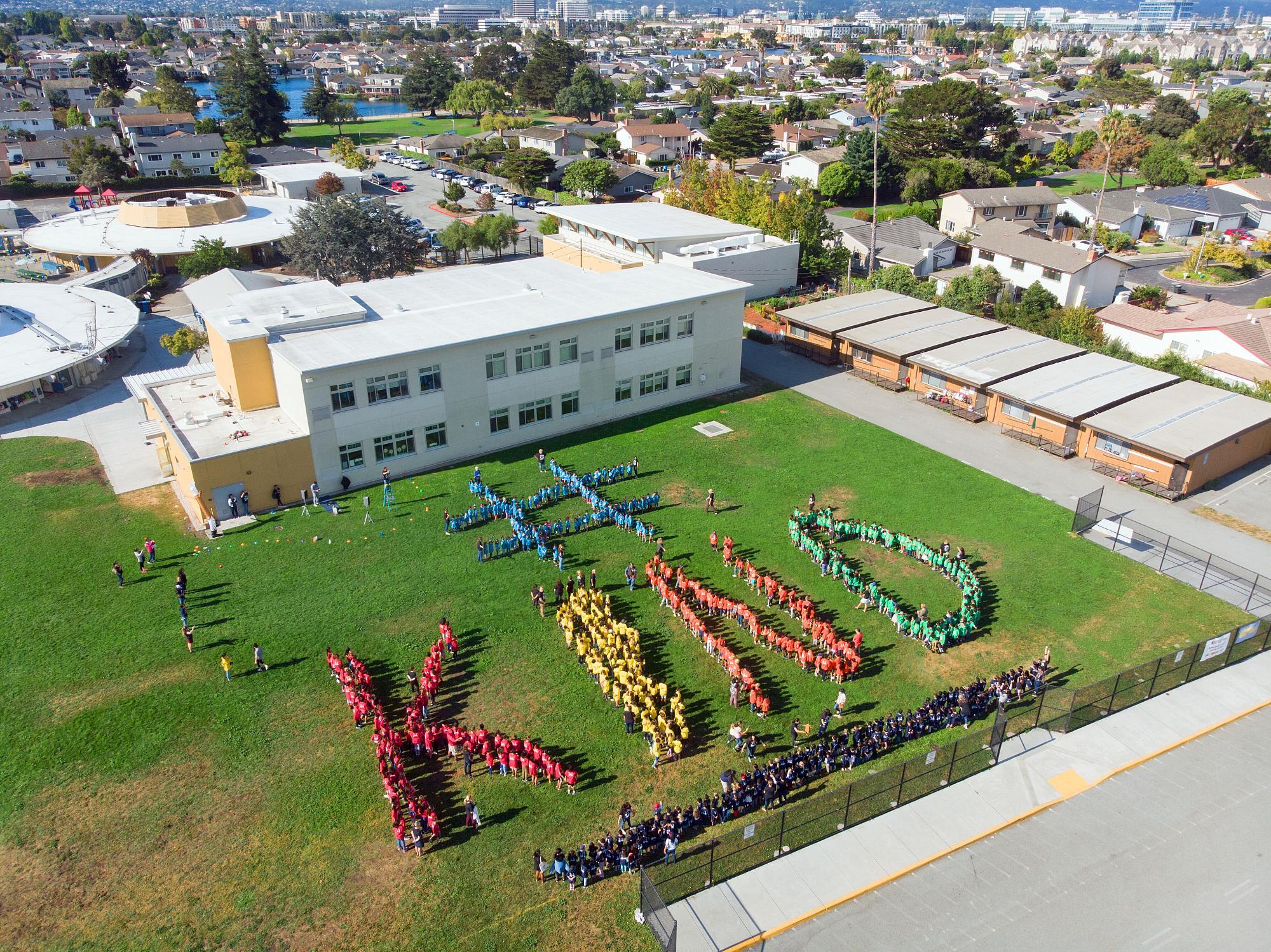 Audubon Elementary School – Home With Audubon Calendars 2021 Foster City