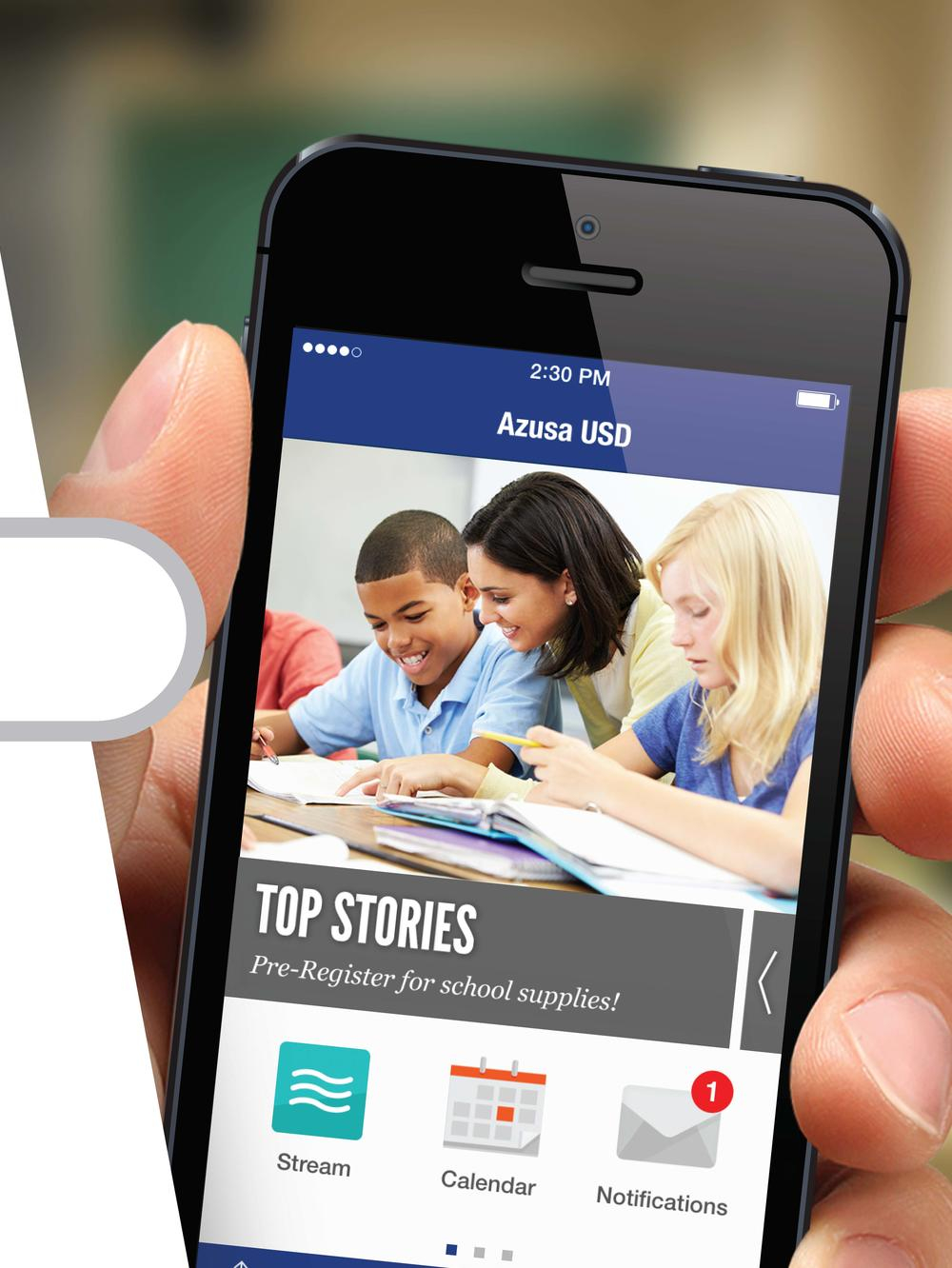 Azusa Unified Launches Mobile App To Boost Student And For Azusa Unified School District Calendar