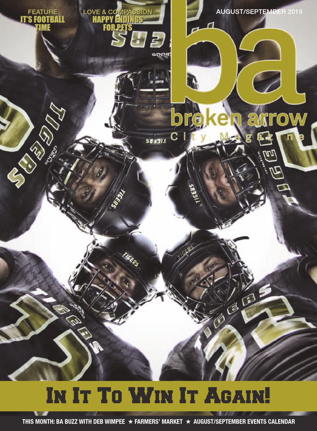 Ba City Magazine August/september Issuebroken Arrow City Throughout Broken Arrow Public Schools Instructional Calendar 2021