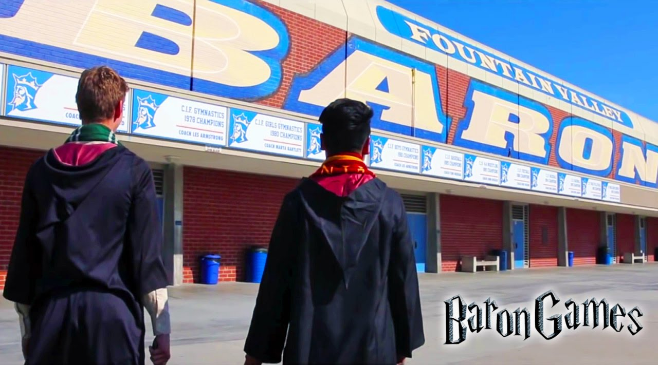 Baron Games Trailer 2015 – Fountain Valley Hs For Fountain Valley Hs Holiday Schedule