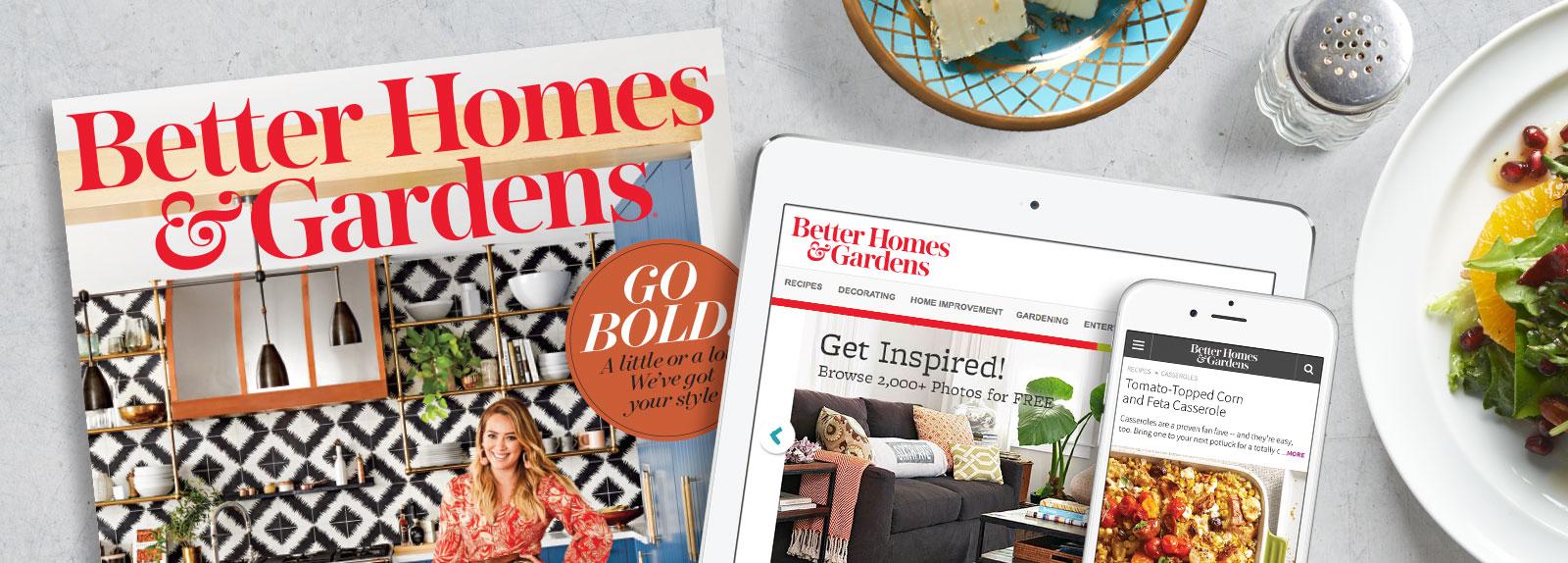 Better Homes & Gardens   Meredith Regarding Editorial Calendar Better Homes And Gardens