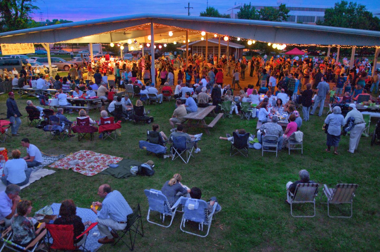 Big Band Dance At Centennial Park | Nashville Guru Regarding Centennial Park Nashville Events