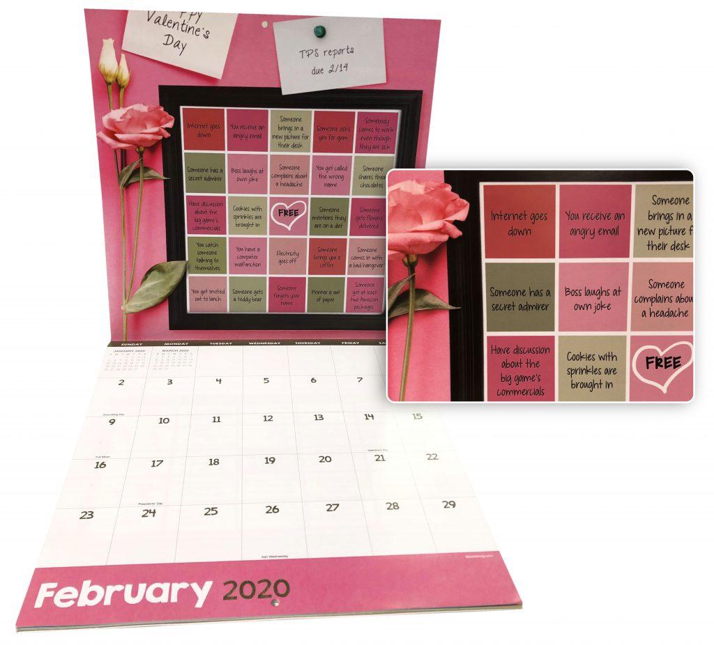 Bingo Calendar – Samyysandra Intended For Bingo Calendar Turning Stone