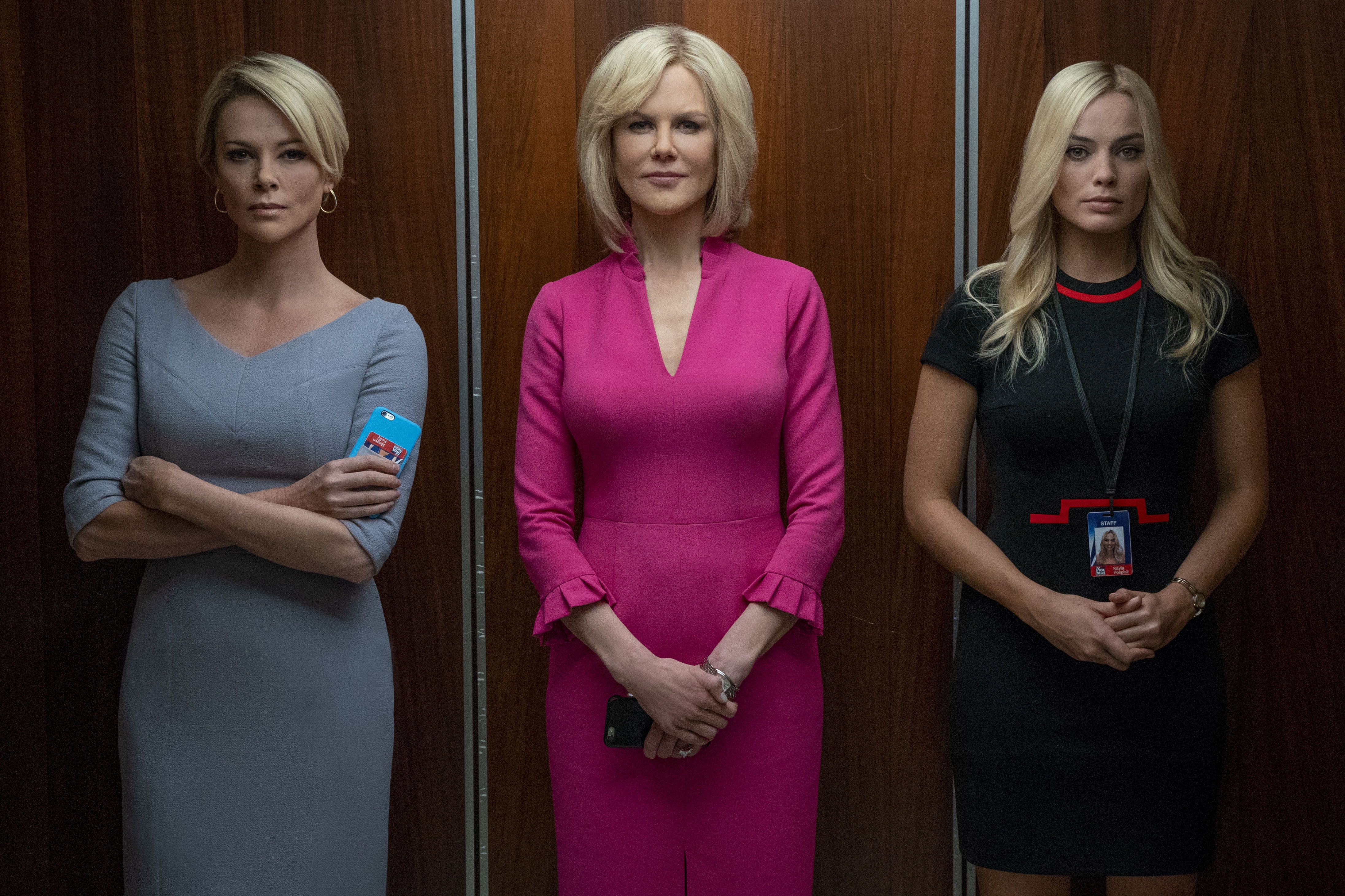 Bombshell' Review: Charlize Theron Is Megyn Kelly In Fox Pertaining To Women Of Fox News Calendar