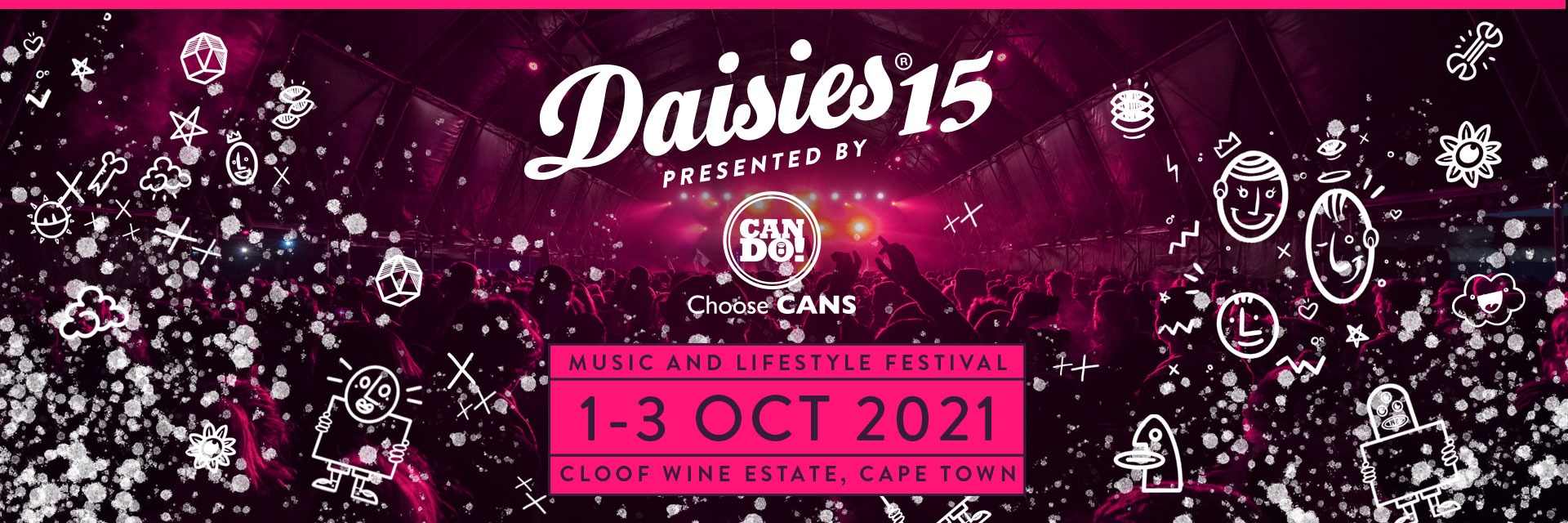 Book Tickets For Daisies15 Cape Town With Cape May Calendar Of Events 2021
