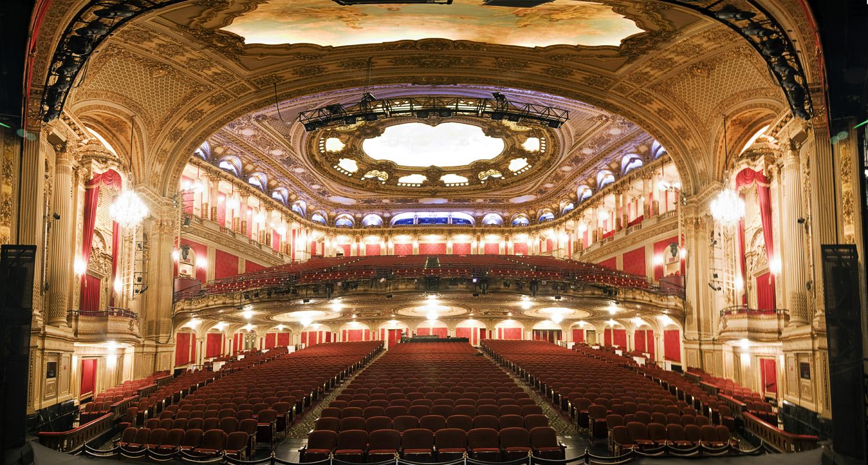 Boston Opera House - Things To Do - Artsboston Calendar for Tampa Performing Arts Center Calendar