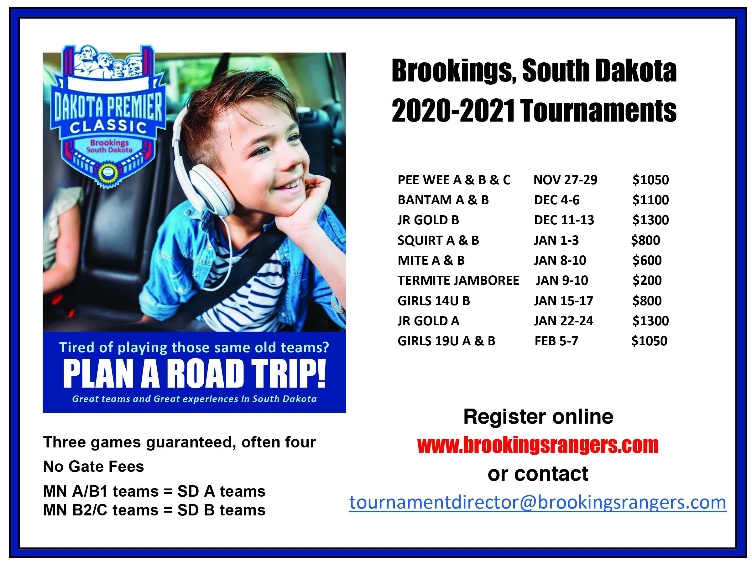 Brookings Ice Skating Association With Regard To South Dakota State Calendar 2021