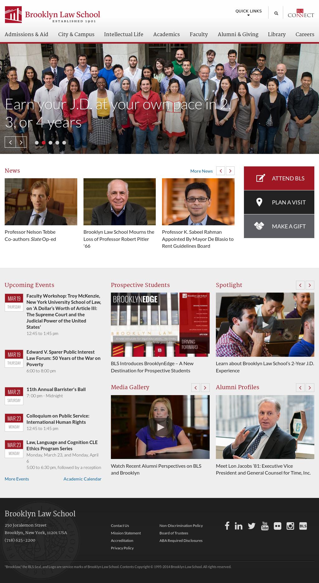 Brooklyn Law School Competitors, Revenue And Employees Inside Brooklyn Lawacadrmiccalendar