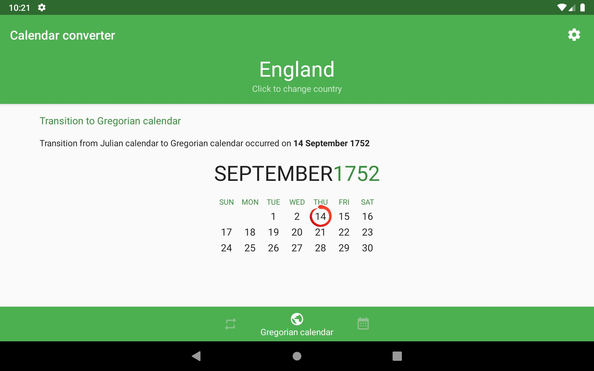 Calendar Converter For Android - Apk Download Regarding Convert Julian Date 2 025 To Calendar Date
