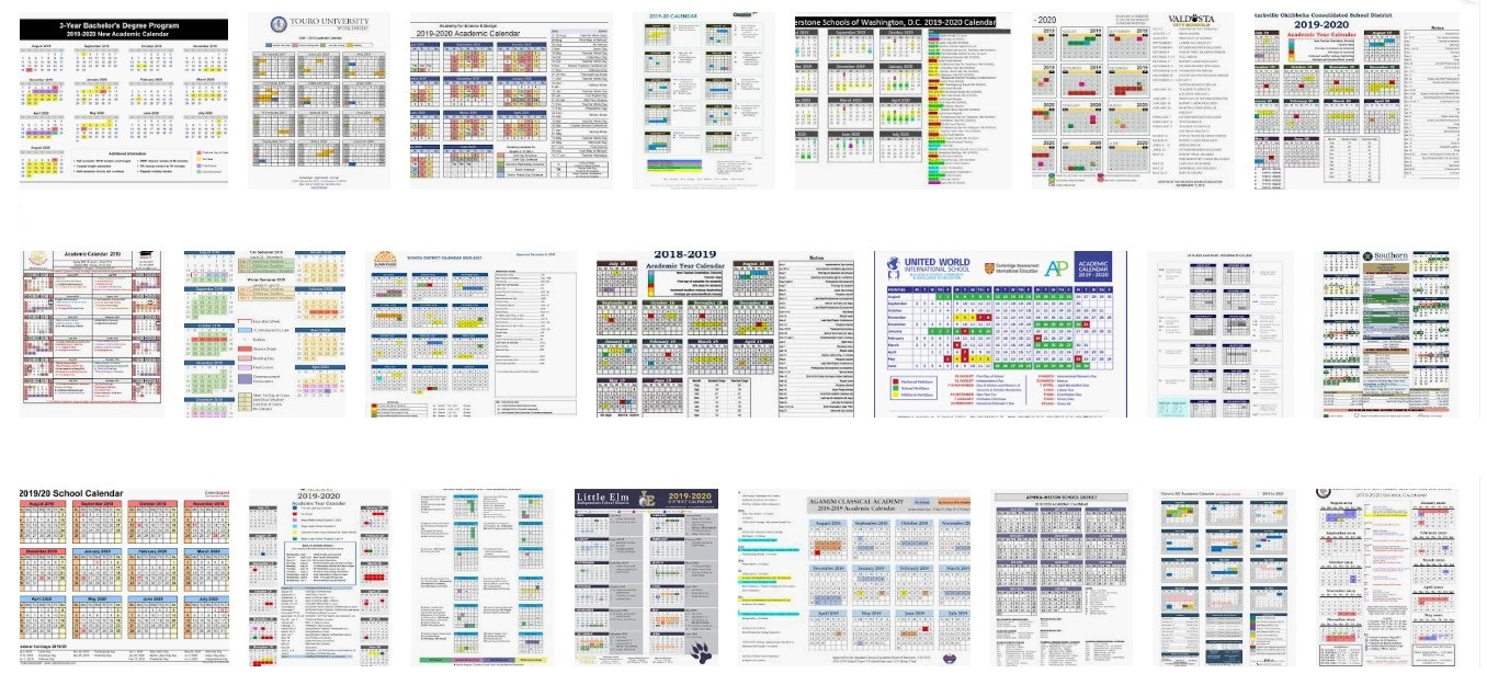 Calendaracademic Inside Saint Rose Academic Calendar