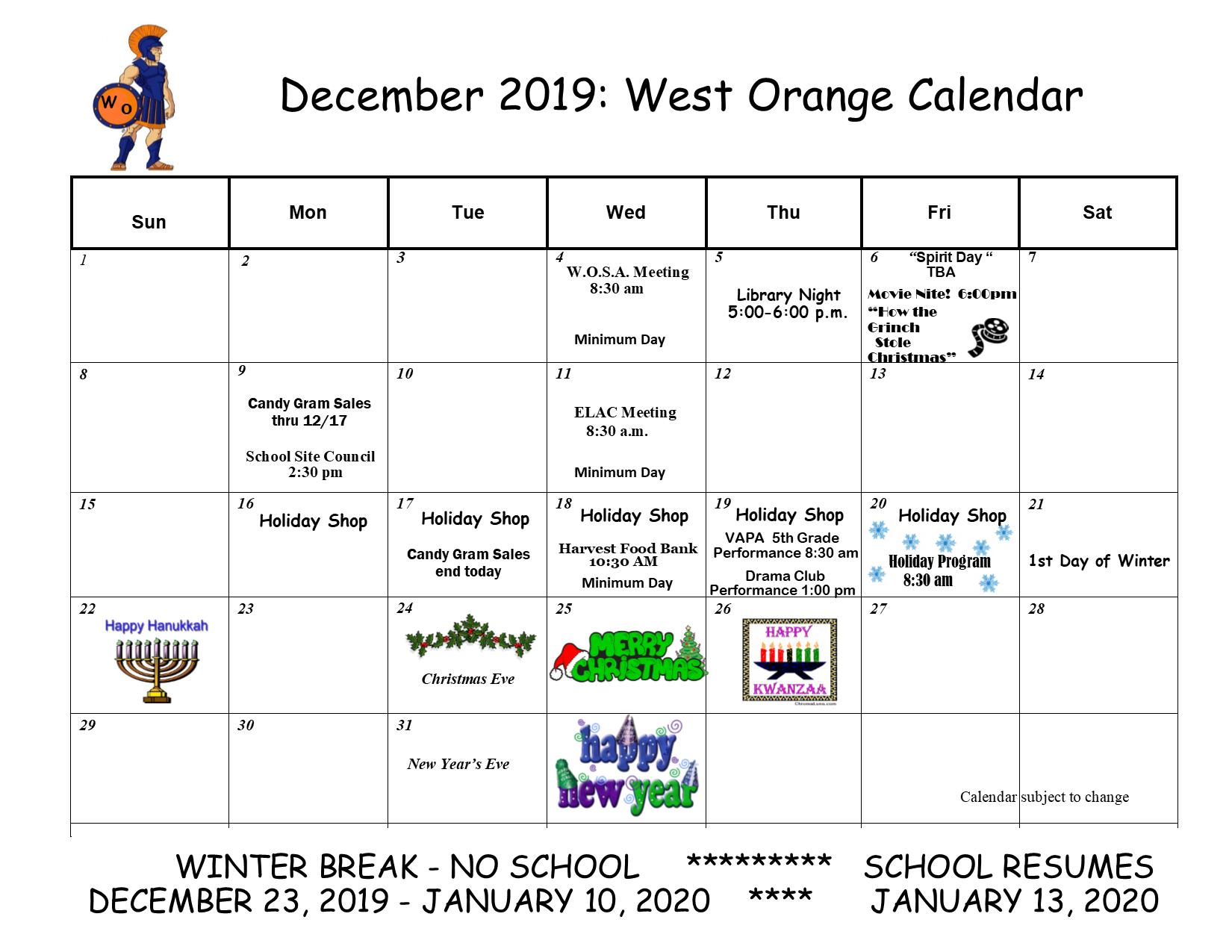 Calendars – Orange Unified School District Throughout Oceanside Unified School District Calendar