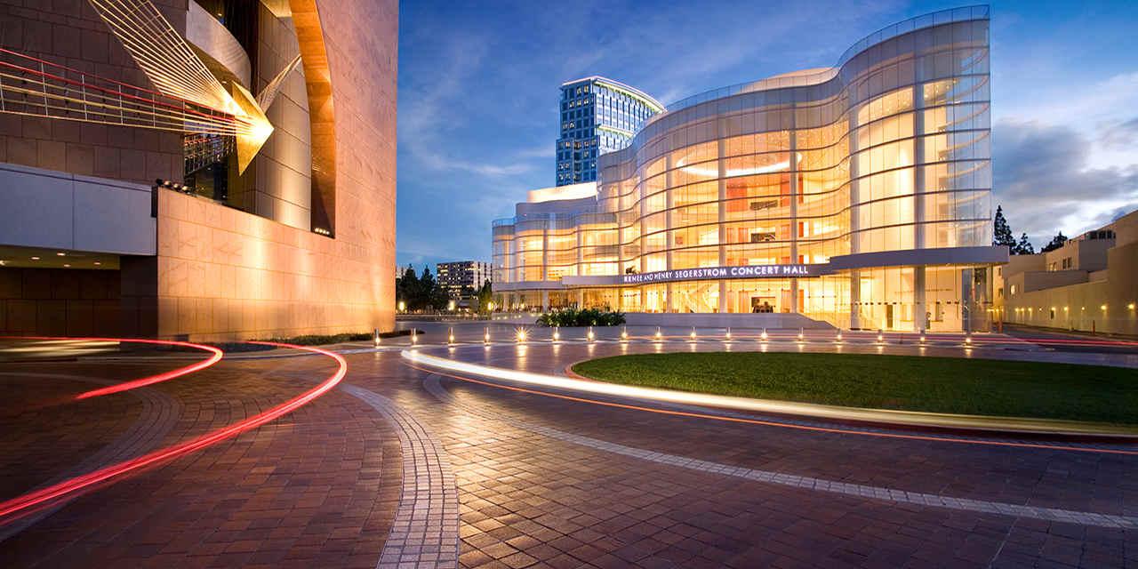 California's Top Performance Spaces   Visit California Within Oc Performing Arts Center Calendar