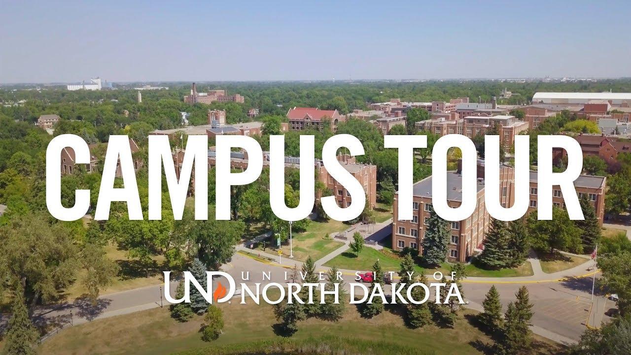 Campus Tour | University Of North Dakota For University Of South Dakota School Schedule
