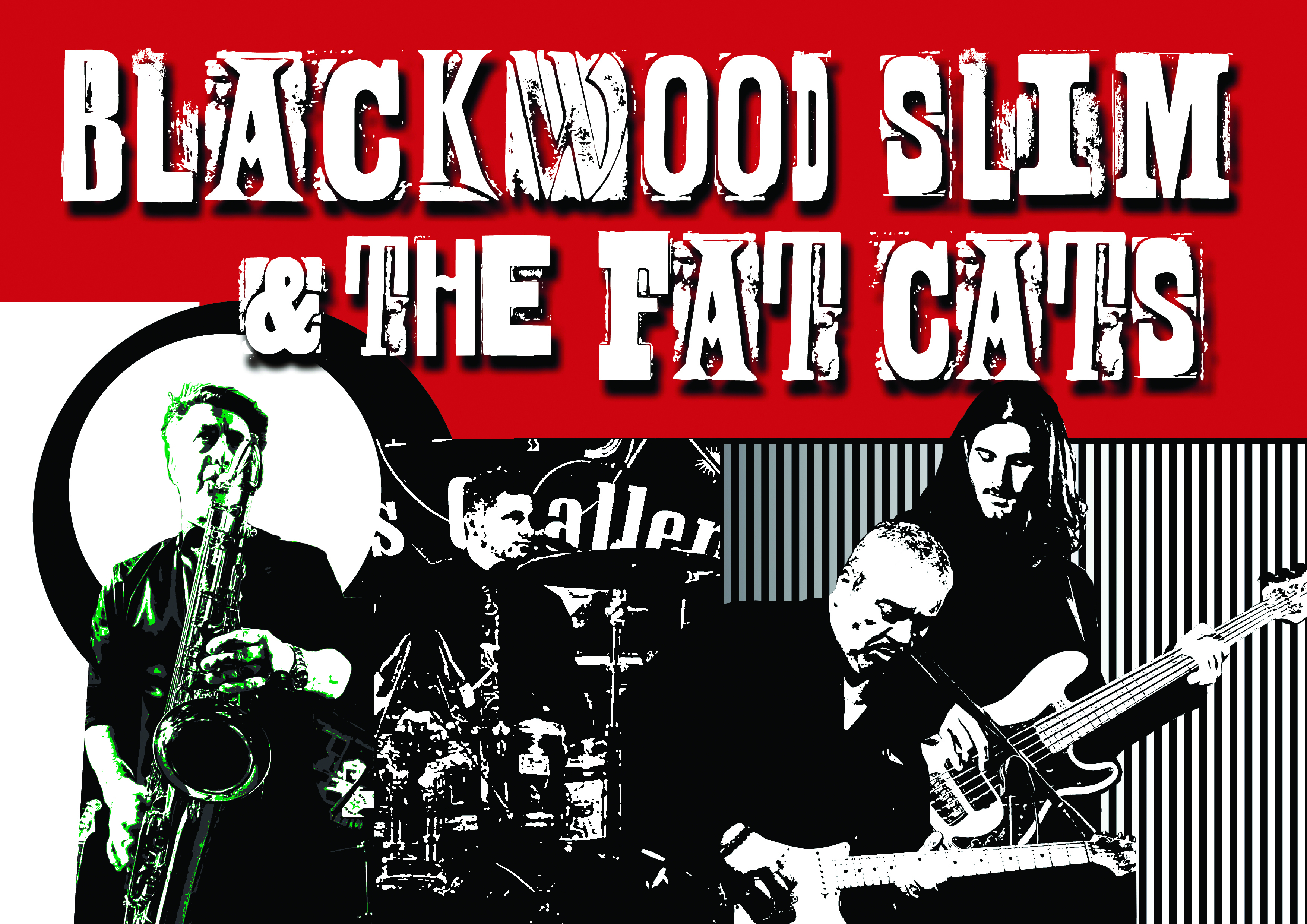 Cancelled – Blackwood Slim & The Fat Cats + Tin Can Alley + For Blues Alley Schedule 2021