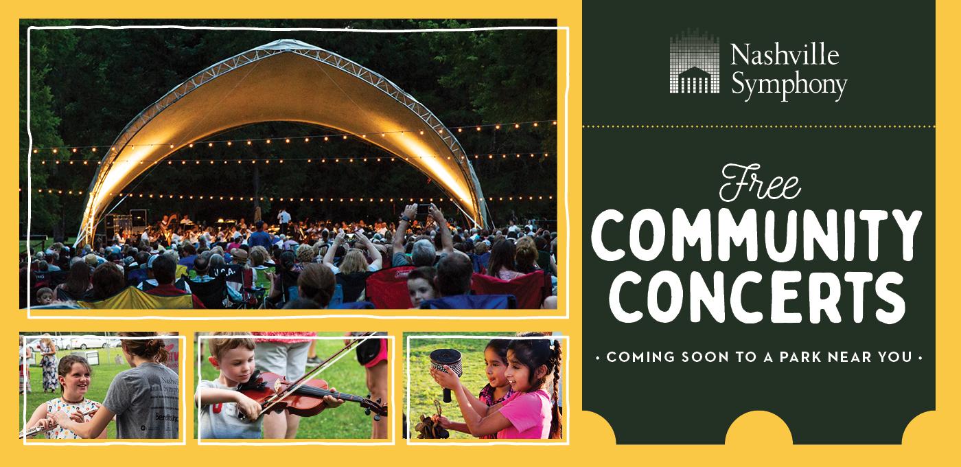 Cancelled Free Community Concert Series | Centennial Park At In Centennial Park Nashville Events Calendar