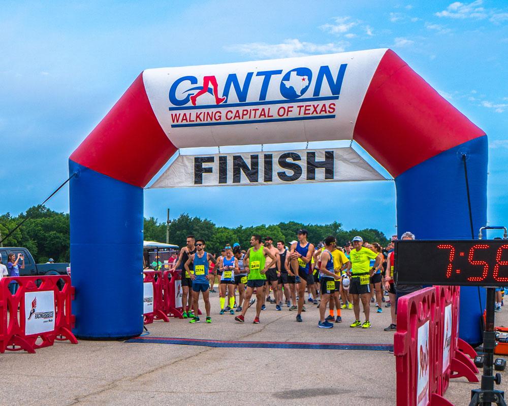 Canton Half Marathon, 10K & 5K - January 3, 2021 - Canton, Tx inside Canton Texas Trade Days 2021