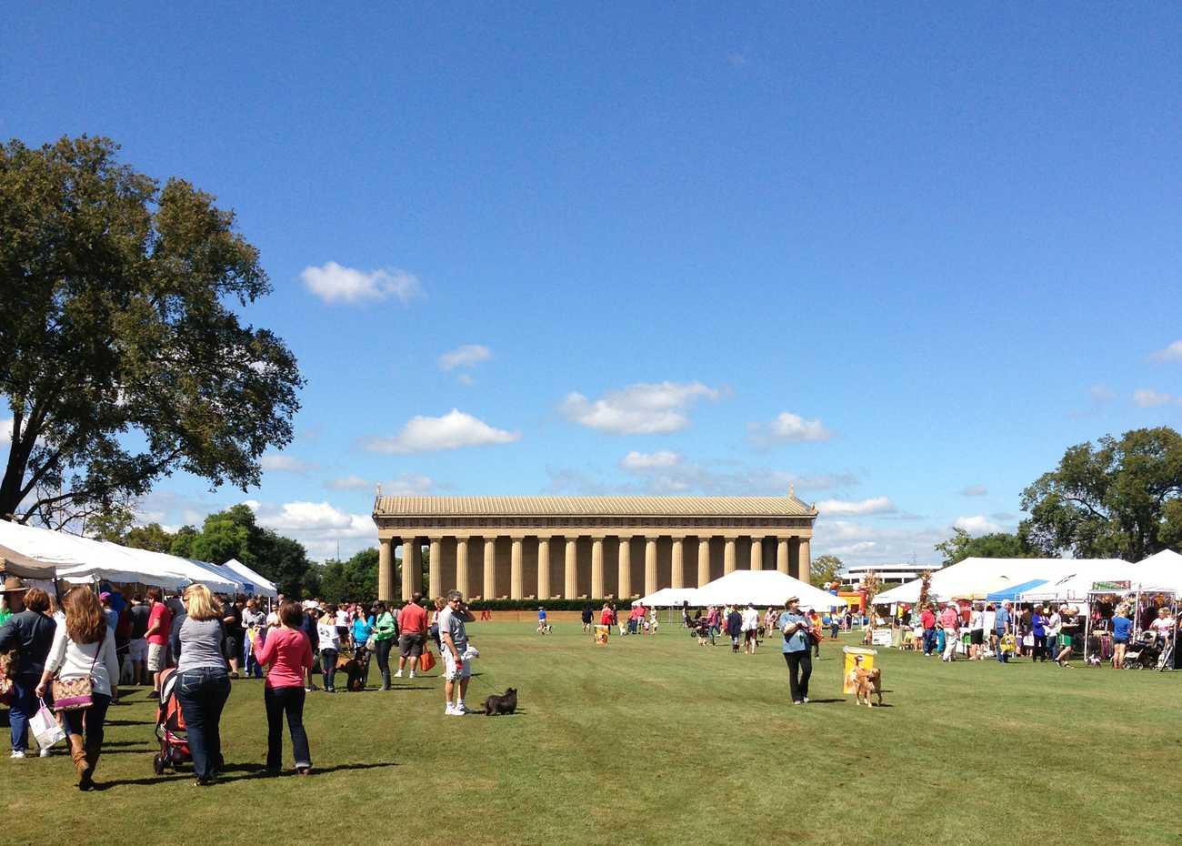Centennial Park | Nashville Dog Day Festival 2013 For Centennial Park Nashville Events