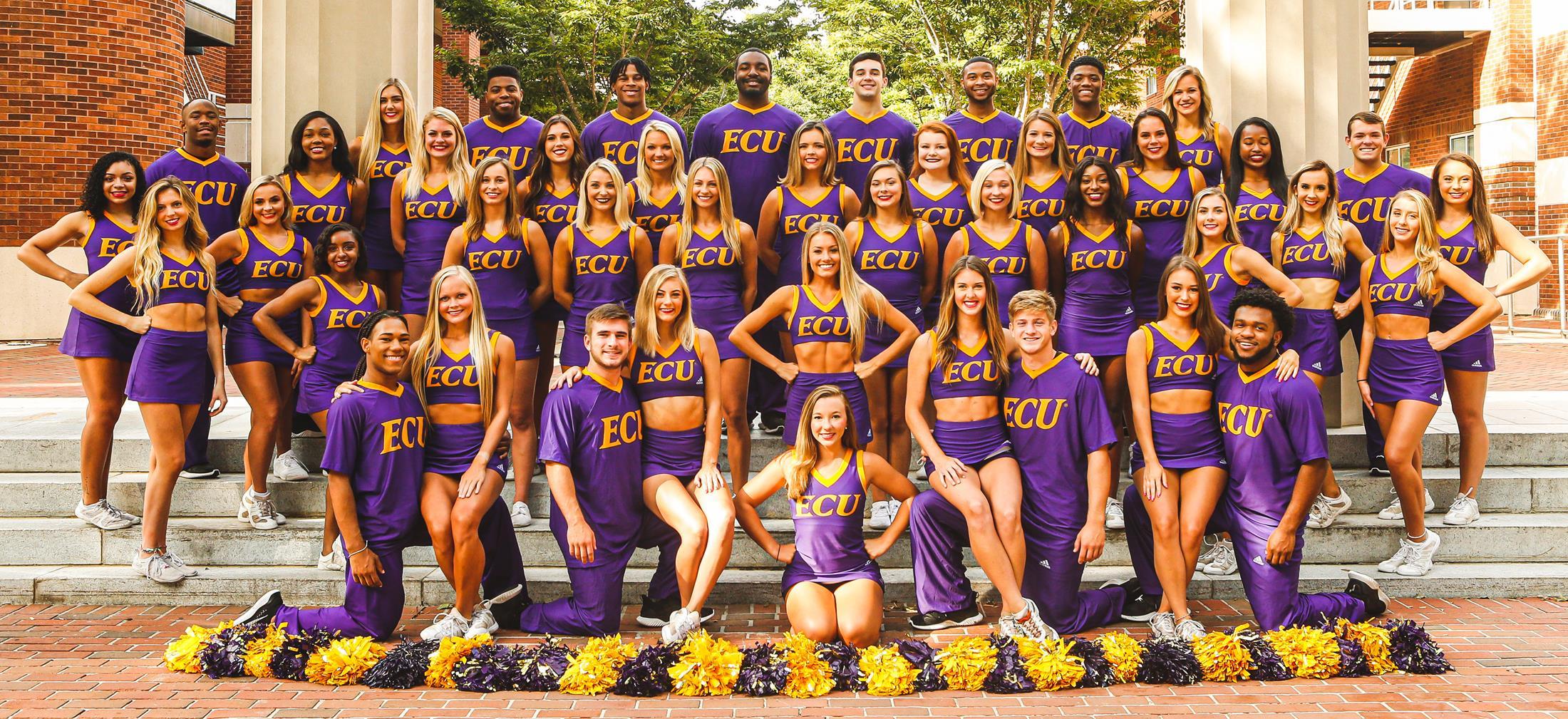Cheerleading - East Carolina University Athletics throughout East Carolina University Academic Calendar