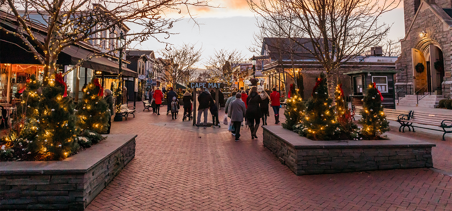 Christmas In Cape May – Cape May Mac For Cape May Calendar Of Events 2021