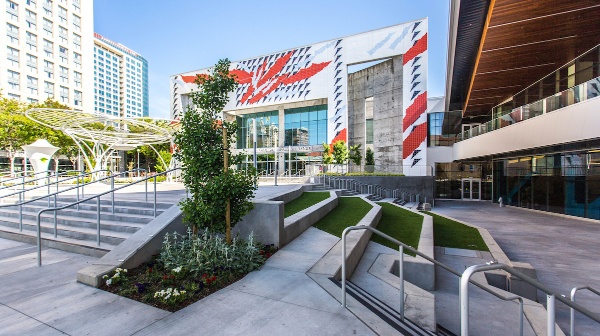 City Of San Jose To Pay $47Mm For Mcenery Convention With San Jose Conventions Center Calendar