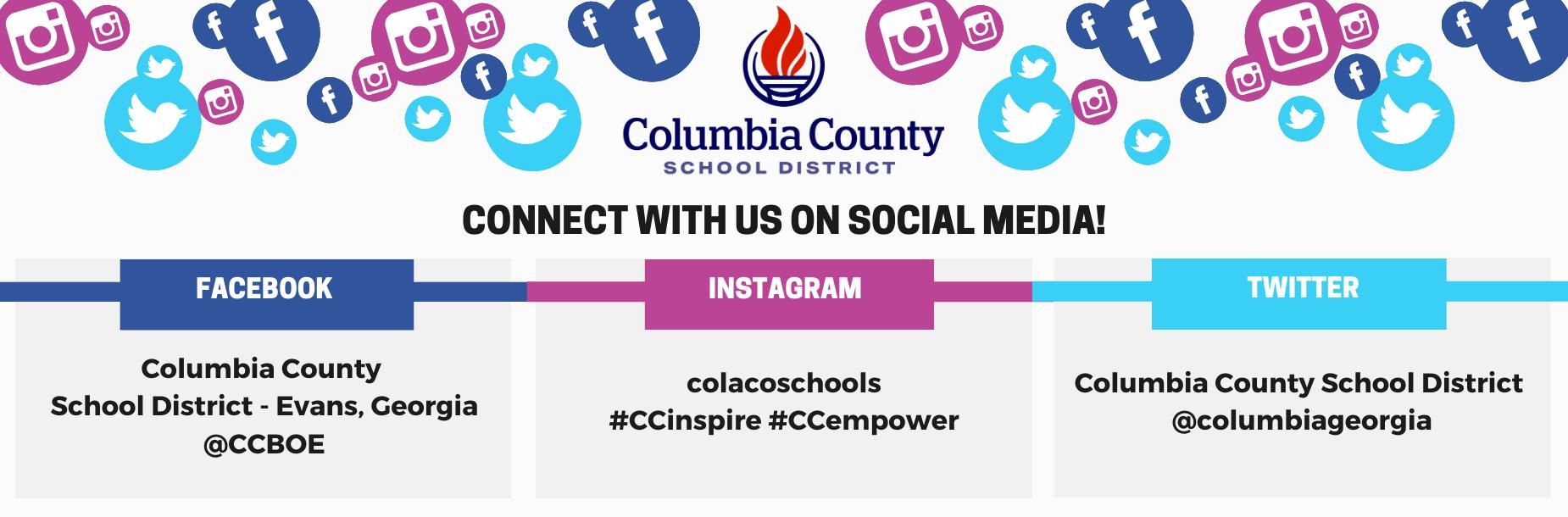 Columbia County School District In 2021 Columbia County Florida Spring Break