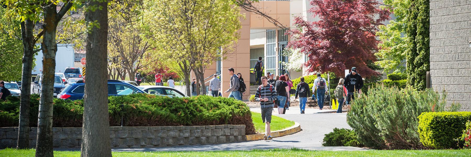 Contact Us With Spokane Community College Calendar
