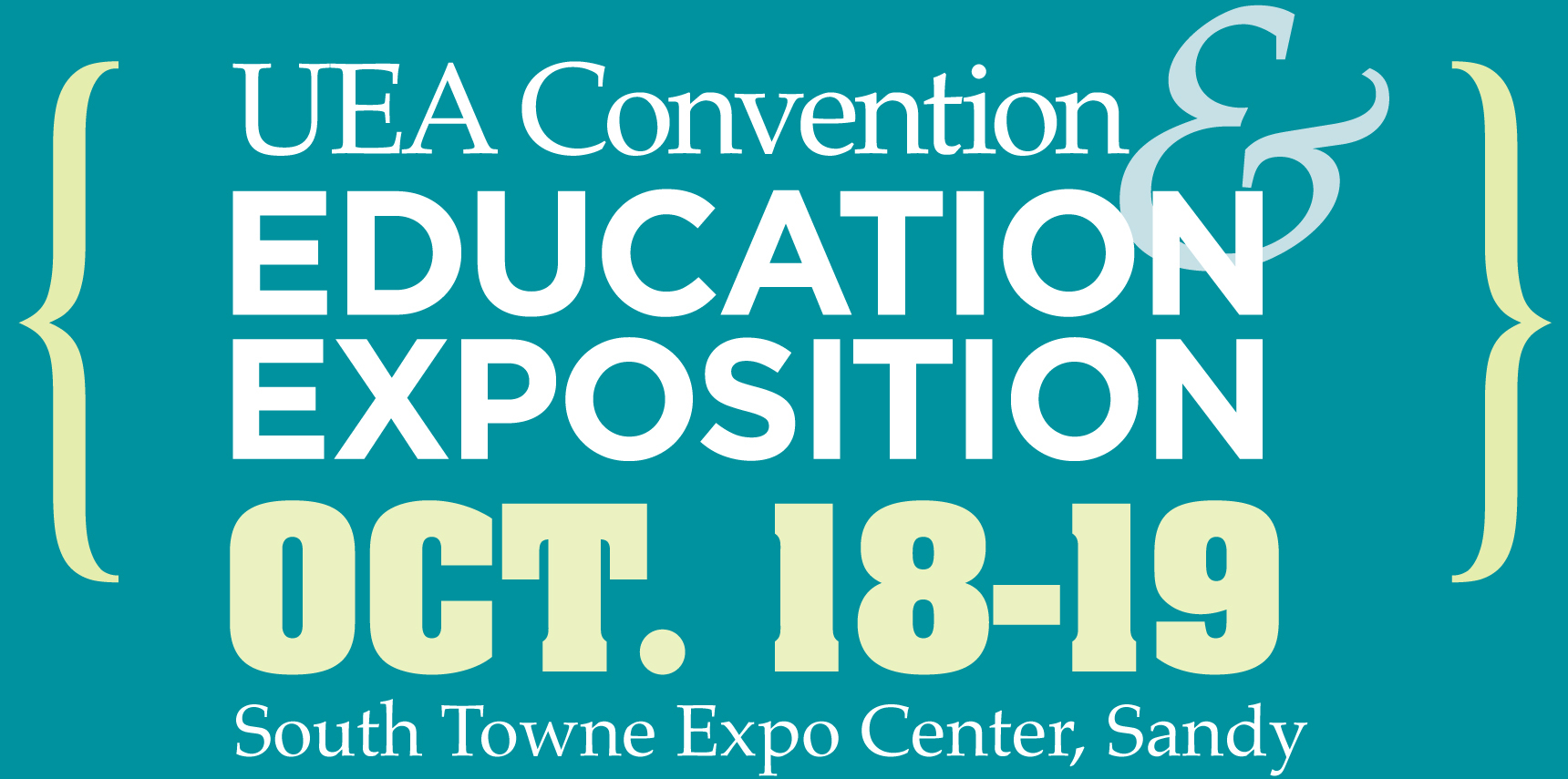 Convention Schedules   Utah Education Association For South Town Expo Schedule Utah