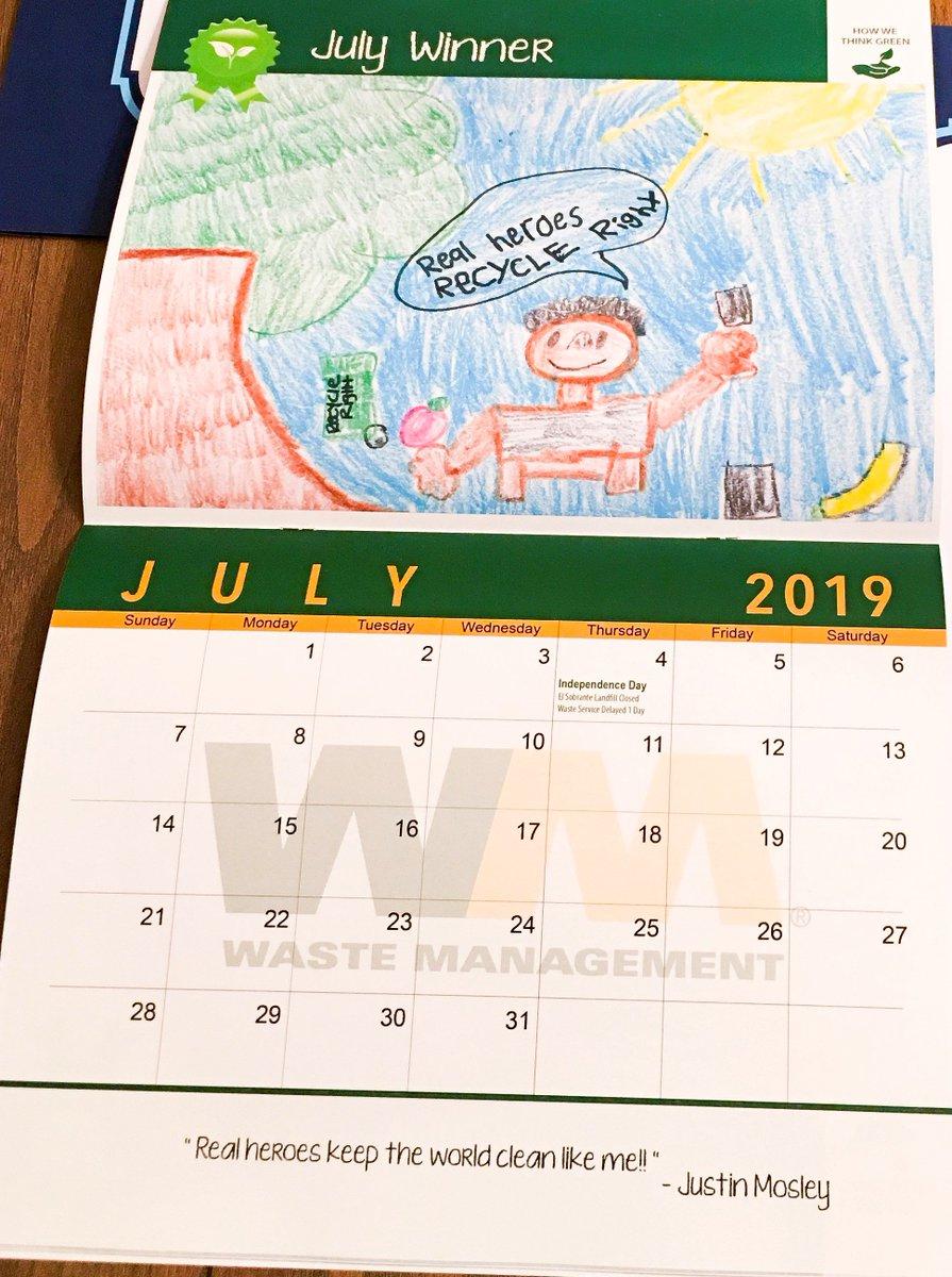 "Corona Norco Usd On Twitter: ""the 2019 @wm Socal Calendar Intended For Corona Norco Usd Calendar"
