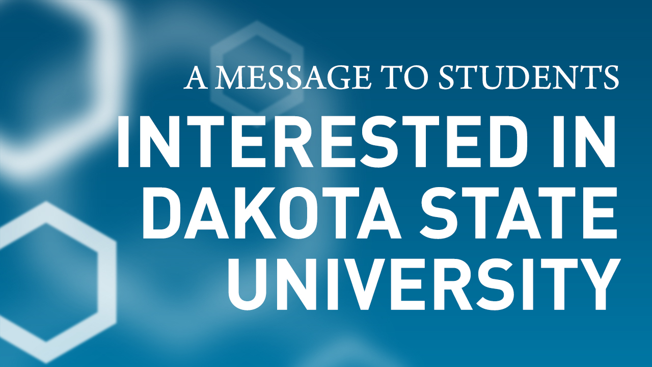 Coronavirus Faq's For Prospective Students – Dakota State Within South Dakota State University 2020 Academic Calendar